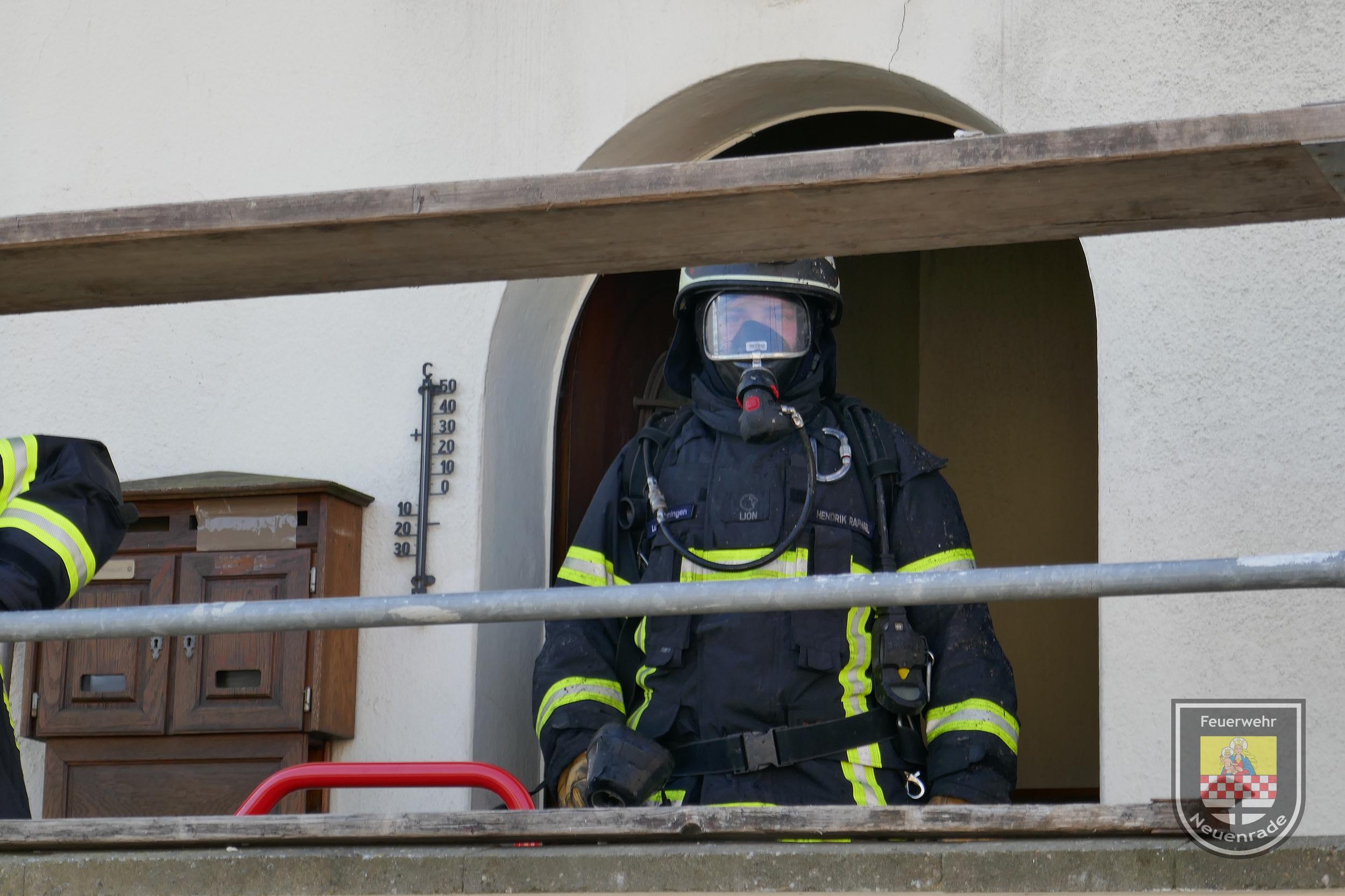 Einsatz Brandschutz
